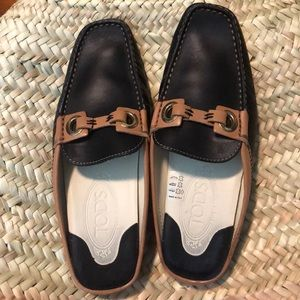 Tod's Driving Loafer Mules / Slides